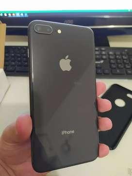 iPhone 8 plus vendo o permuto