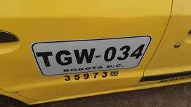Conductores de taxi