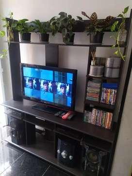 Centro de entrenamiento TV, Equipo, Bluray, TDT