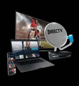 TELEVISIÓN+INTERNET DIRECTV