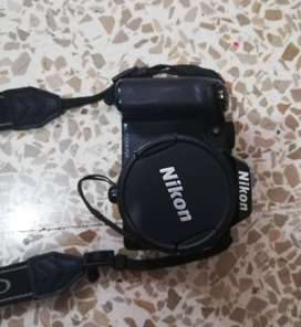 Cámara de fotos Nikon Coolpix P100