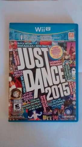 Just dance 2015 para Wii U