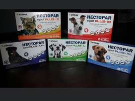 Pipetas HECTOPAR-PULMAX!! Perros y Gatos