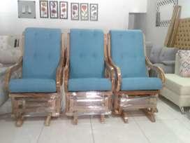 Se venden hermosas madera teca