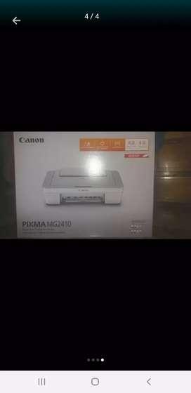 Vendo impresora Marca CANON
