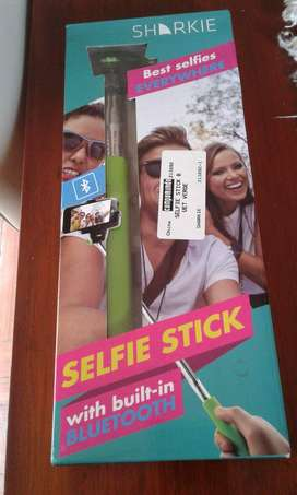 Selfie Stick con Bluetooth
