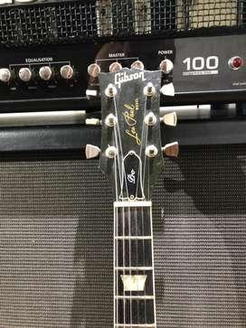 Gibson Les Paul Deluxe Pro de 1980