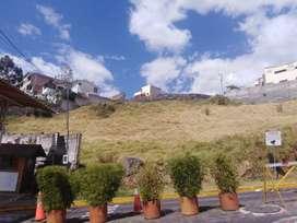 Terreno de venta en Sangolquí 683 m2 urbanización San Francisco, Valle de los Chillos