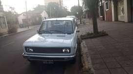 Vendo Fiat 128 Europa año 1983 en impecable estado