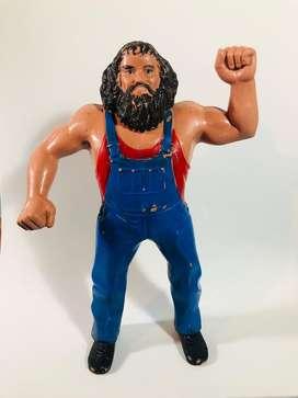 Hillbilly Jim Luchador de la WWF LJN 1984