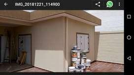 Construccion en Gral, pintura texturados, trabajos con garantia
