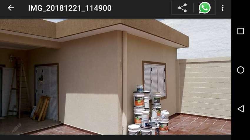 Construccion en Gral, pintura texturados, trabajos con garantia 0
