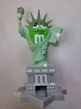 Estatua de la libertad M&M