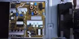 Vendo targetas fuente de poder de TV samsung smart UHD 4K curvo UN49MU6300K