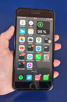 Iphone 7 Plus 128Gb. NO PERMUTO