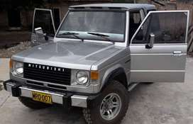 Vendo Montero Mitsubishi modelo 1987 - V2.600 - En muy buen estado.