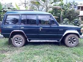 Camioneta Montero Mitsubishi 4x4 1994 wagon