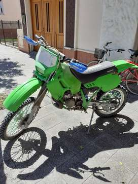Vendo kdx 200