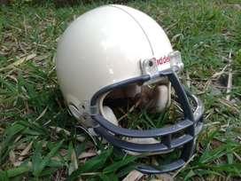 Casco de Fútbol Americano Profesional marca RIDDELL excelente estado ENVÍO INCLUIDO