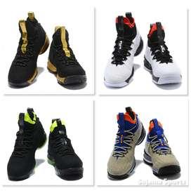 Zapatillas De Basketball Nike Lebron 15 SALE