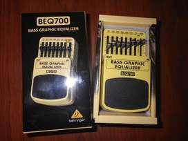 ecualizador para bajo electronico