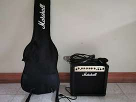 Kit guitarra eléctrica Rocket Special By Marshall