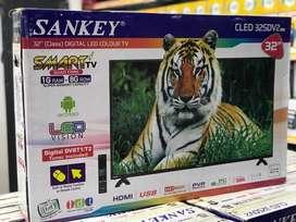 "Tv 32"" SmartTv Sankey 1 Año de garantía"