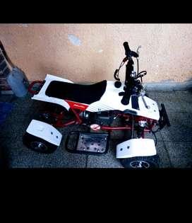 Cuatriciclo Zanella 50cc