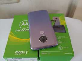 Vendo lindo Motorola G7 power