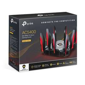 ROUTER TP-LINK GAMING ARCHER C5400X AC5400 3 BANDAS WIFI 6