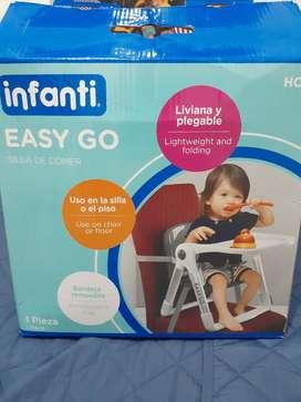 Se Vende Silla Chica para Bebe