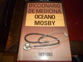 VENDO DICCIONARIO DE MEDICINA OCEANO MOSBY