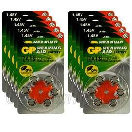 10 Packs P Ila Gp Za13 1.45v Pr48 Ac13 Da13 13 X 6
