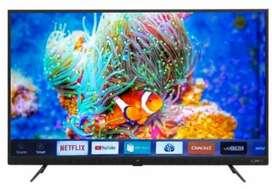 Tv smart 43 1 año de garantia