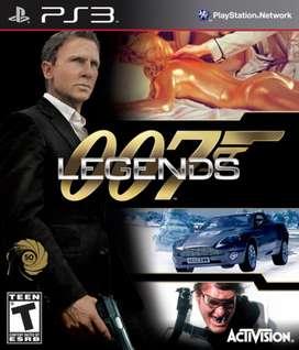 Playstation 3 007 Legends