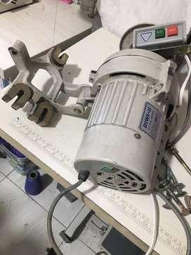Motor de máquina industrial
