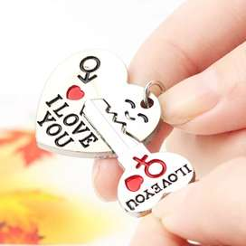 Llaveros para Pareja Novios Amor