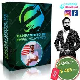 Campamento De Emprendimiento Carlos Muñoz