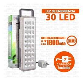 Luz de emergencia LED Hj