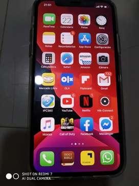 iphone xs de 256GB dorado