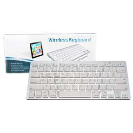 Teclado Bluetooth Wireless Keyboard Mac Pc Tablet Cel