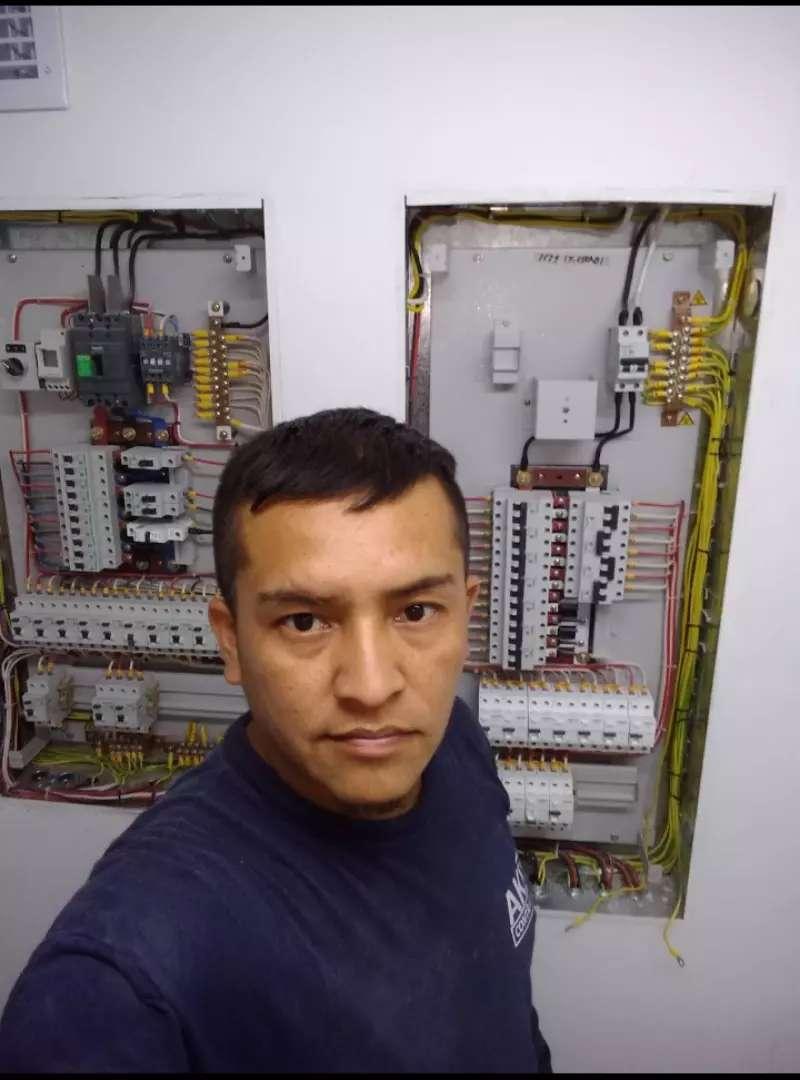 técnico electricista inst de rapiduchas