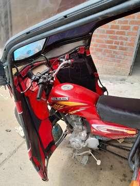 Wanxin 2011. Motor 150