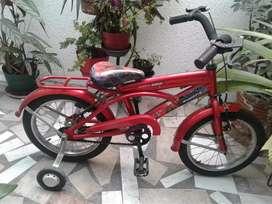 Negociable bicicleta Niño