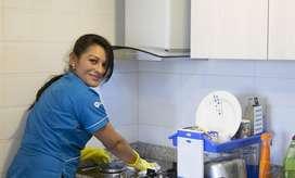 Empleadas domésticas por días para hogares