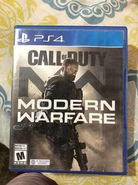 Se vende Call Of Duty MW