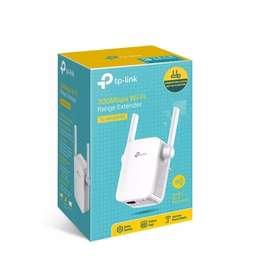 Extensor Inalambrico Tp Link Wifi 2 Antenas De 300mbps Wa855