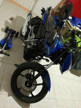 Vendo moto pulsar  en muy buen estado