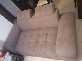 Sofas gris economicos