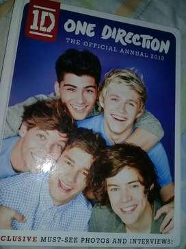 Libro One Direction EN INGLES